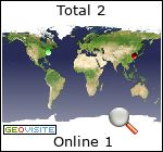 Log in Geoglobe